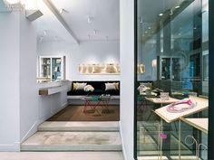 Ring in the Spring: Aurélie Bidermann New York by David Mann   Projects   Interior Design