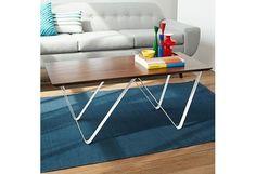 Triangle Base Coffee Table