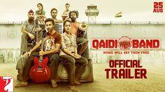 'Qaidi Band' Featuring Aadar Jain And Anya Singh Released Its Trailer