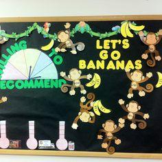 Monkey Bulletin Board