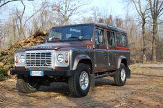 Land Rover Defender 110 Valgrisa by #Aznom / Defender by #AznomDesign #LandRover #Defender #Automotive #Car