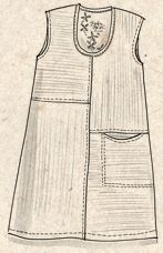 Corduroy dress in cotton & elastane – Wonderful weaves – GUDRUN SJÖDÉN –. - Corduroy dress in cotton & elastane – Wonderful weaves – GUDRUN SJÖDÉN –… – Source by - Clothing Patterns, Dress Patterns, Sewing Patterns, Sewing Clothes, Diy Clothes, Skandinavian Fashion, Schneider, Colourful Outfits, Refashion