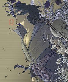 NARUTO, Uchiha Sasuke