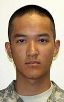 Army Pvt. Danny Chen  19, of New York; assigned to 3rd Battalion, 21st Infantry Regiment, 1st Stryker Brigade Combat Team, 25th Infantry Division, Fort Wainwright, Alaska; died Oct. 3,2011 in Kandahar province, Afghanistan of unspecified causes.