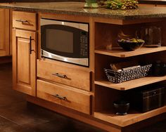 How to Install Microwave Under Kitchen Counter