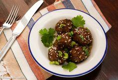 Hiidenuhman keittiössä: Katukeittiö: aasialaiset lihapullat ja tahmakastike