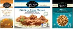 $1.00/1 Saffron Road product Printable Coupons