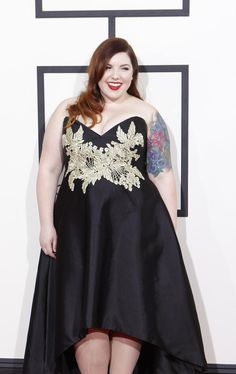 2014 grammys mary lambert - Plus Size Fashion. Vinttage Inspired