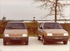 OG | 1981 Citroën Visa Mk2 | Mock-ups from Heuliez