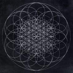 Flower of Life - Drunvalo Melchizedek has called these figures symbols of sacred geometry, asserting that they represent ancient spiritual beliefs, and that they depict fundamental aspects of space and time.