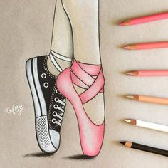Levi saved to mil seguidores, 344 seguidos, 455 publicacio… – – Entwurf Archive Ballet Drawings, Dancing Drawings, Bff Drawings, Music Drawings, Pencil Art Drawings, Cool Art Drawings, Art Drawings Sketches, Easy Drawings, Drawing Ideas
