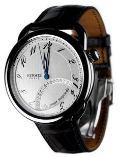 Hermes Arceau Temps Suspendu, Hermes #luxury