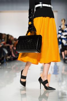 Michael Kors FW 2013--I love the length, but being on the short side I'd look like a midget!