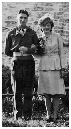 War time wedding