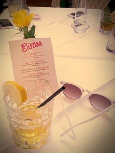 Summertime in Vienna...Haas&Haas Eistee ♡ Mango, Iced Tea, Alone, Manga