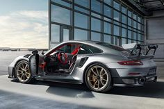 The 2018 GT2 RS Is the Fastest Street-Legal Porsche 911 Ever | Man of Many