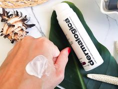 What's New in My Beauty Routine | Dermalogica Dynamic Skin Recovery Moisturizer with SPF50 - Cat's Daily Living