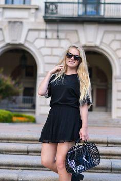 - Black, Dresses, Fashion, Vestidos, Moda, Black People, Fashion Styles, Dress, Fashion Illustrations
