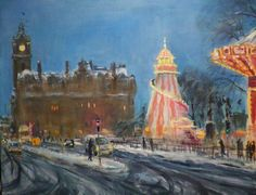 Glasgow, Artist, Painting, Painting Art, Paintings, Amen, Artists