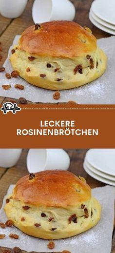 Leckere Rosinenbrötchen – Die Küche Easy Vanilla Cake Recipe, Chocolate Cake Recipe Easy, Easy Cake Recipes, Homemade Chocolate, Chocolate Recipes, Keto Recipes, Brownie Recipes, Homemade Desserts, Food Cakes