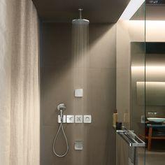 Axor Citterio E para el baño elegante | Hansgrohe