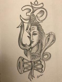 Art Discover Pencil sketch of Lord Shiva Pintura Ganesha, Arte Ganesha, Arte Shiva, Shiva Art, Hindu Art, Lord Shiva Sketch, Ganesha Sketch, Ganesha Drawing, Doodle Art Drawing
