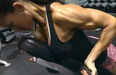 Erin Stern Workout - 13 Upper Body Exercises REVEALED