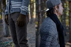 Shop Frank And Oak for modern eco-friendly clothing, ethically sourced and designed for good living. New Nordic, October 15, Men's Style, Fall Winter, Men Sweater, Man Shop, Couture, Clothes For Women, Womens Fashion