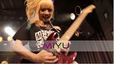 MIYU: One Man Live World Metal Maker 2016    MIYU 1st One Man LIVE WORLD METAL MAKER 2016 Glitter Vo.RISA  ROCK yurica Kurisazemu Gt. Takayoshi Omura Ba.RYOTA Dr.CHARGEEEEEE ... MIYU official site  http://ift.tt/2FO2nQP twitter  MIYU_726  Guitarist MIYU 1stONEMAN_LIVE 3._Glitter  MiYU