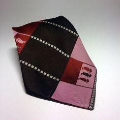 Tie No.: 193 - Commodore **** Trevira - 12cm breit
