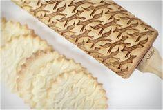 Ibizan Hound engraved rolling pin USA valek body