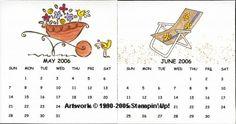 Splitcoaststampers FOOGallery - may - june
