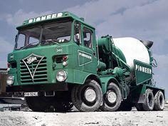foden_s80_mixer New Trucks, Cool Trucks, Ready Mixed Concrete, Mix Concrete, Classic Trucks, Classic Cars, Mixer Truck, Old Lorries, Concrete Mixers