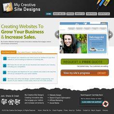 Webpage Designs 12