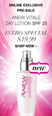 Online Exclusive Pre-Sale Anew Vitale Day Lotion SPF 25
