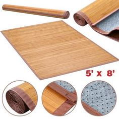 Venice Natural Bamboo X Floor Mat, Bamboo Area Rug Indoor Carpet, Beige Bamboo Blanket, Bamboo Rug, Bamboo Floor, Flooring Near Me, Bamboo Construction, Natural Flooring, Bamboo Garden, Natural Wood Finish, Indoor Rugs