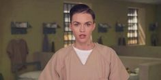 Take a first look at OITNB's returning cast and newest member Ruby Rose.