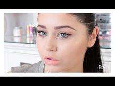 My Everyday Go-To Neutral Eye Makeup Tutorial ♡ - YouTube