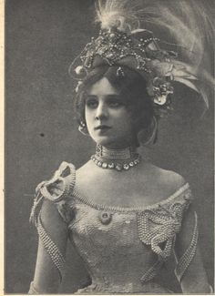 1899 lg a photo/image edna may