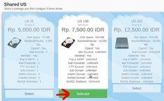 Cara Order Hosting, Domain, VPS Murah
