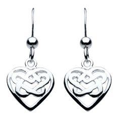Heritage Womens Sterling Silver Celtic Heart Knot Drop Earrings 6250HP Heritage, http://www.amazon.co.uk/dp/B003NX6B72/ref=cm_sw_r_pi_dp_4QQXtb016TR60