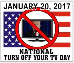 I hope there are peaceful protests all during the events of that day to let that unqualified undignified unintelligent un-American piece of crap know the majority of Americans do not accept his presidency...