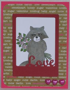 Lori's Kreations: Rocco with Roses