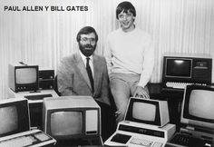 Yo fuí a EGB.Recuerdos de los años 60 y 70.Bill Gates y Steve Jobs.Microsoft y Apple en la década de los 70. yofuiaegb Yo fuí a EGB. Recuerdos de los años 60 y 70.