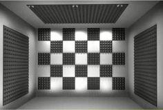 Acoustic foam panel Fire sound-absorbing foam for recording studio decorative $6~$15