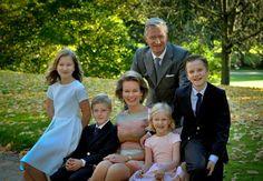 Koning Filip zit op Facebook, en dit is zijn eerste post