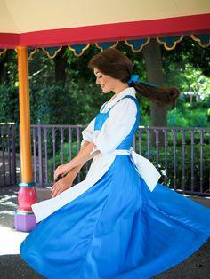 Belle is one of my favorite Disney princesses