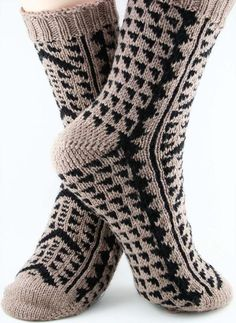 Kane Socks - Knitting Patterns and Crochet Patterns from KnitPicks.com