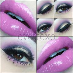 .@Jasmine Ann Jones   Back at it. #motd  ill be recreating my makeup looks for my YouTube so just c...   Webstagram