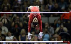 Simone Biles Is About To Be All Of America's Summer Gymspiration